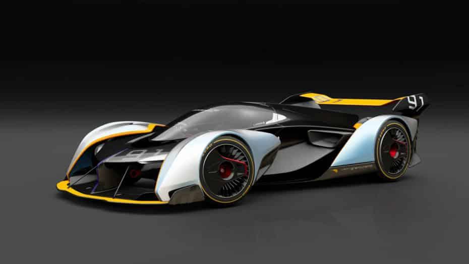 McLaren fabricará el salvaje BC-03: Un superdeportivo de videojuego hecho realidad