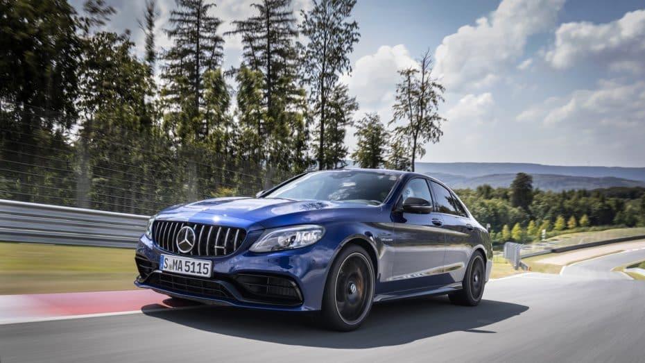 Llegan a España los nuevos Mercedes-AMG C 63 y C 63 S berlina y Estate: Desde 98.000 euros