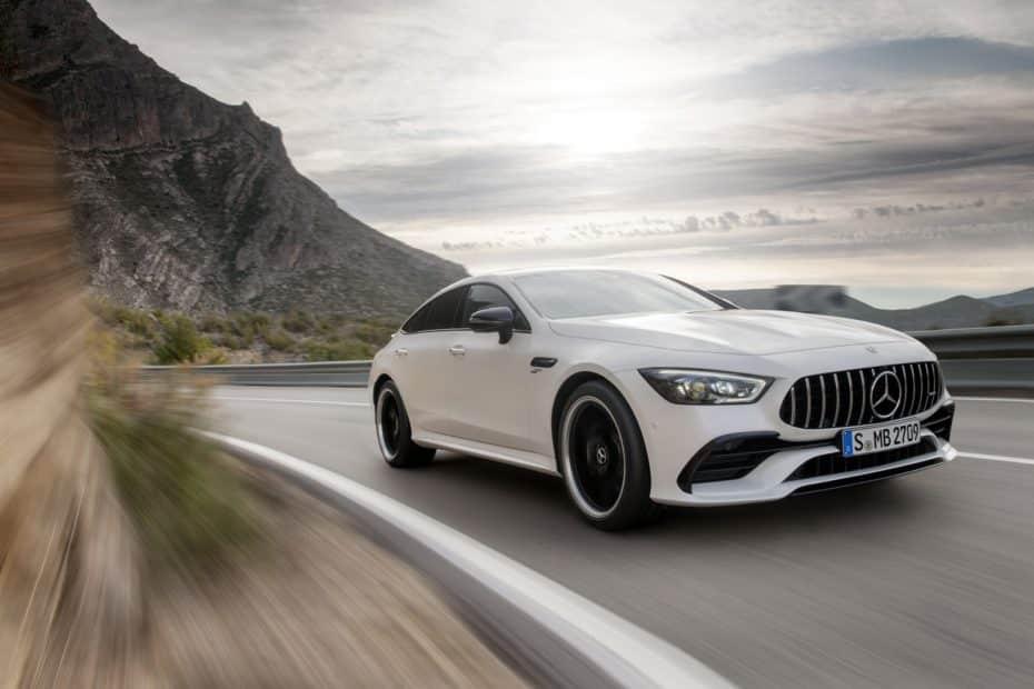 Ya se admiten pedidos del Mercedes-AMG GT 53 4MATIC+ de 4 puertas: Prepara la chequera