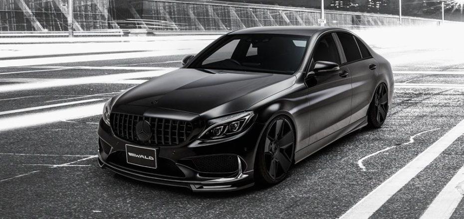 Batman, se acabó la espera: Wald International ya tiene listo tu salvaje Mercedes-Benz Clase C