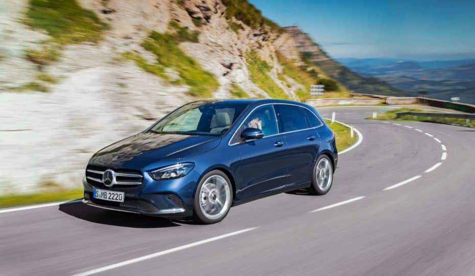 ¡Oficial!: Nuevo Mercedes-Benz Clase B 2018, mejorando en todo