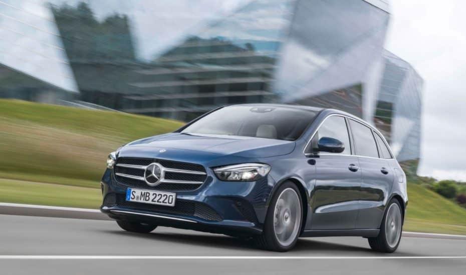 Ya puedes comprar el nuevo Mercedes-Benz Clase B: Desde 33.375 euros