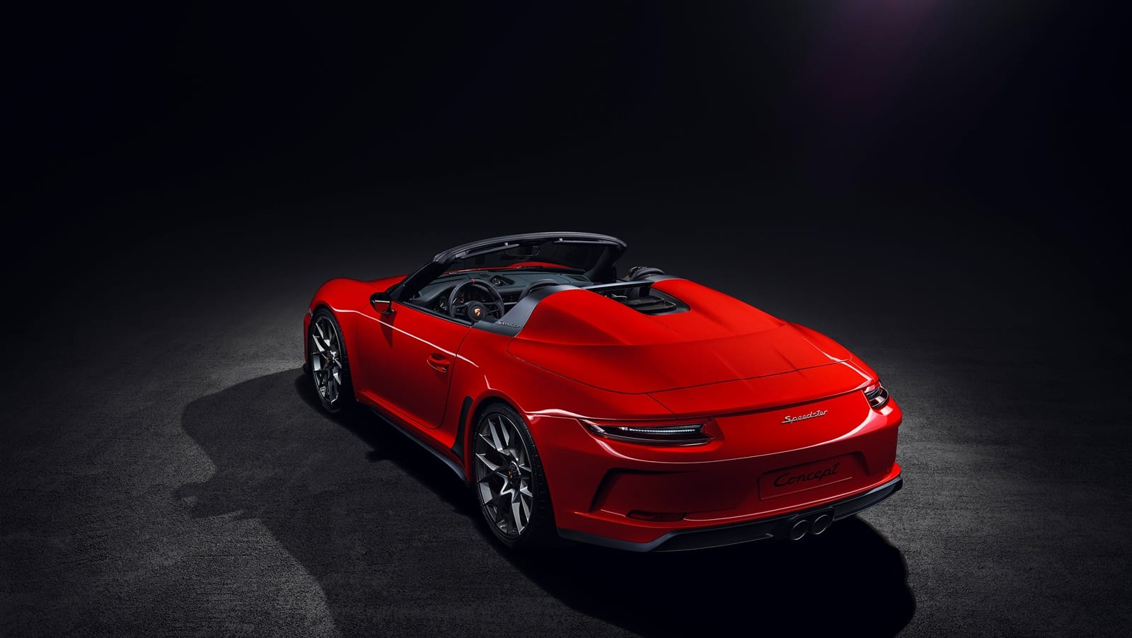 el porsche 911 speedster llegar a producci n en 2019. Black Bedroom Furniture Sets. Home Design Ideas