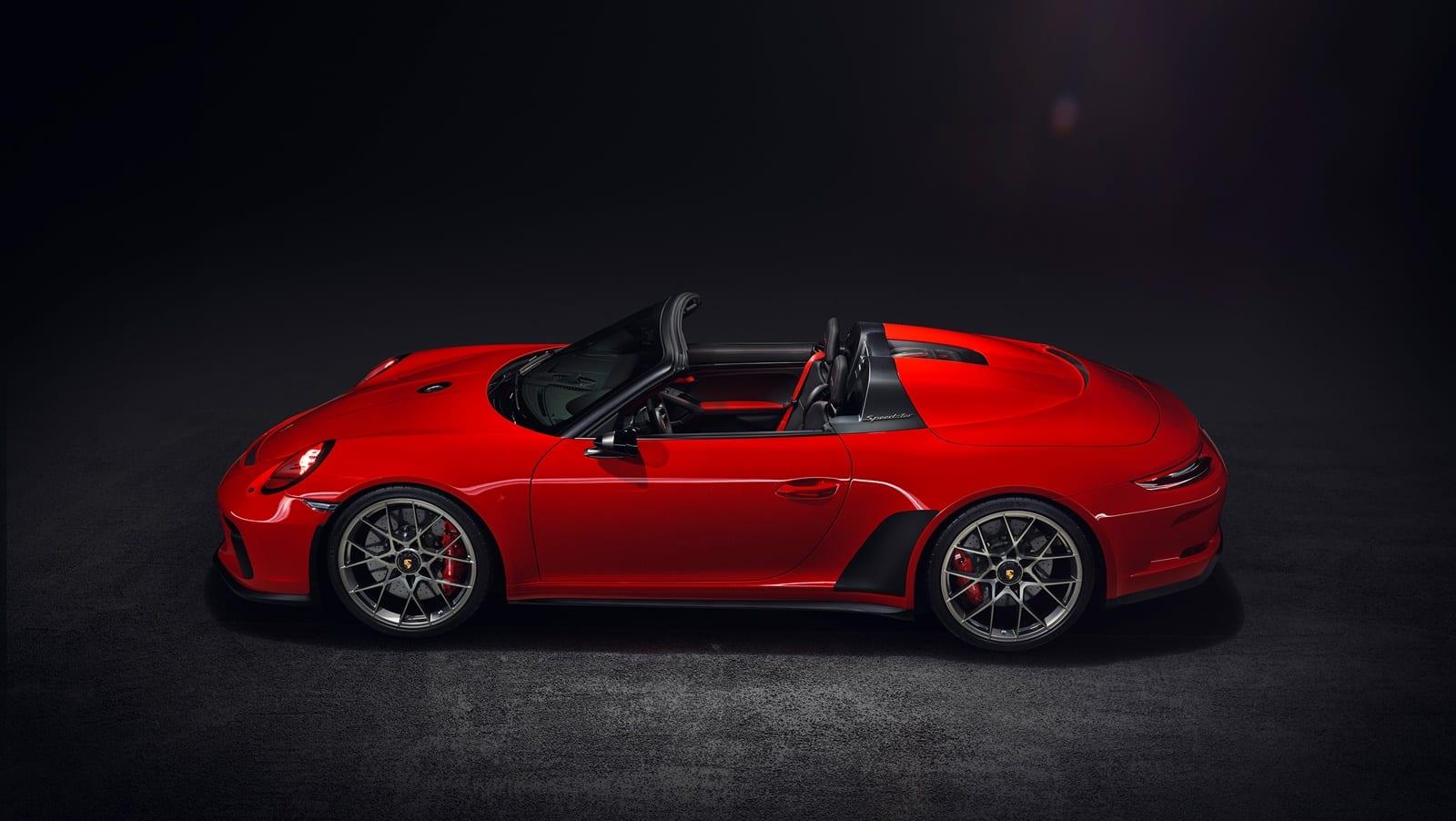 2018 Porsche 911 Gt3 >> El Porsche 911 Speedster llegará a producción en 2019