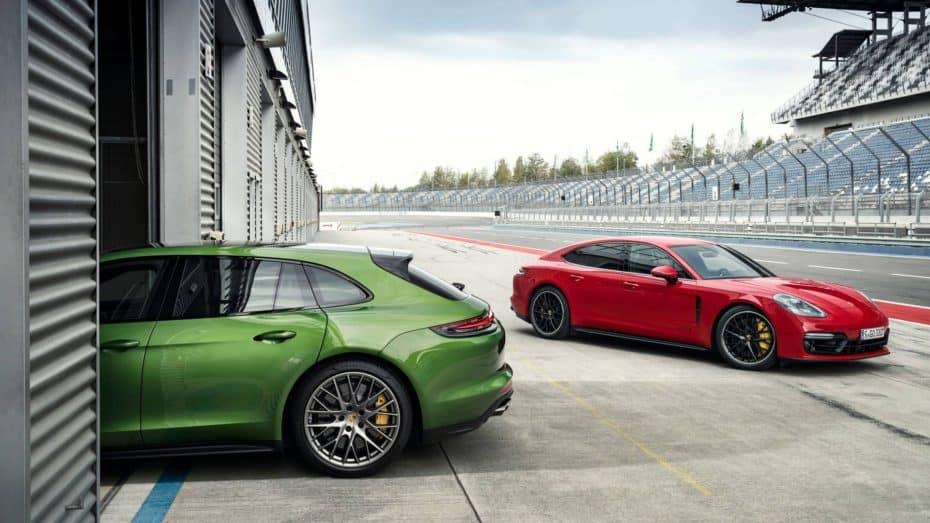 Los Porsche Panamera GTS y Panamera GTS Sport Turismo llegan con 460 CV y una estética única