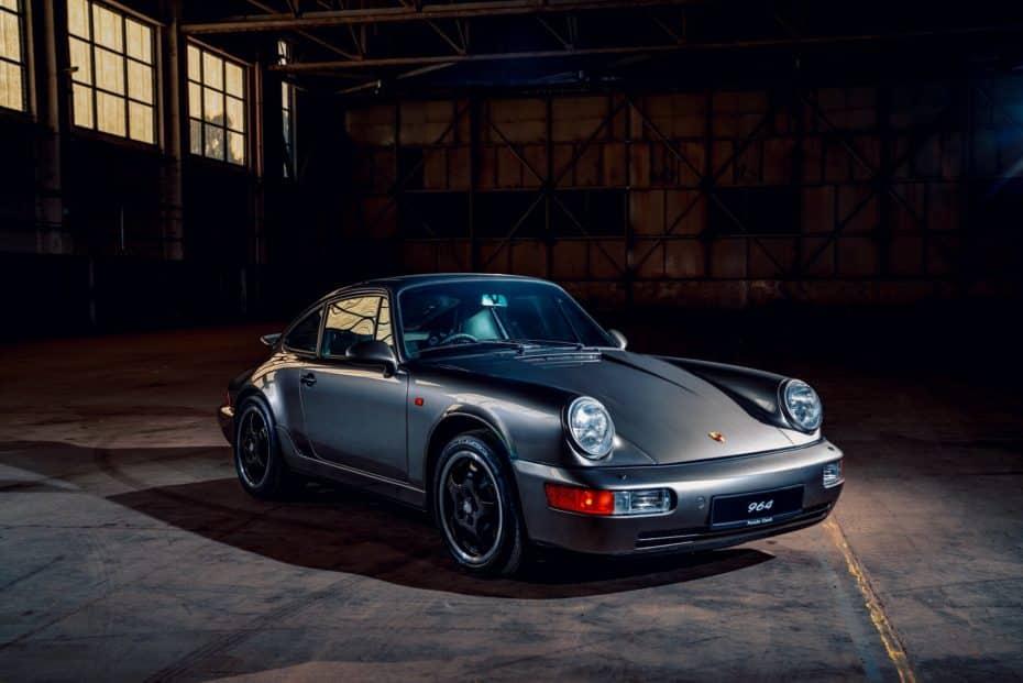 ¡Atención coleccionista! Porsche subastará 20 ejemplares recién restaurados y nunca vistos