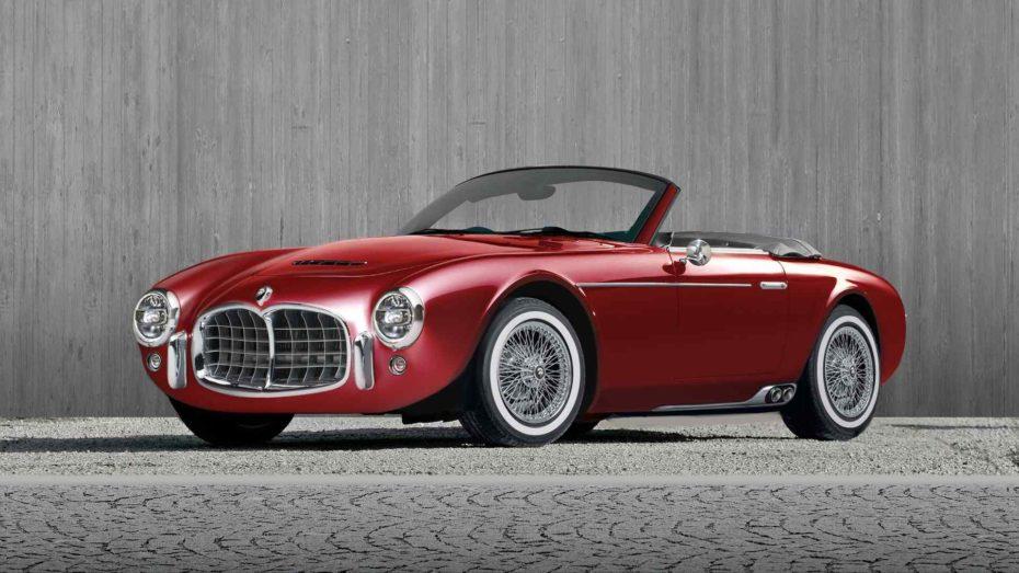El Project Wami de Ares Design es una reinterpretación de los Maserati de los '50 que anhelarás
