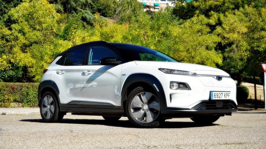 Los Renault ZOE y Nissan Leaf, los eléctricos más vendidos: El Hyundai Kona arranca con fuerza