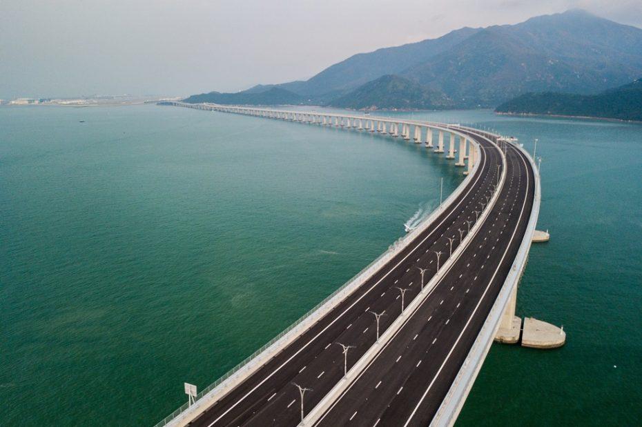 ¡Espectacular! El puente marítimo más largo del mundo abre sus puertas en China