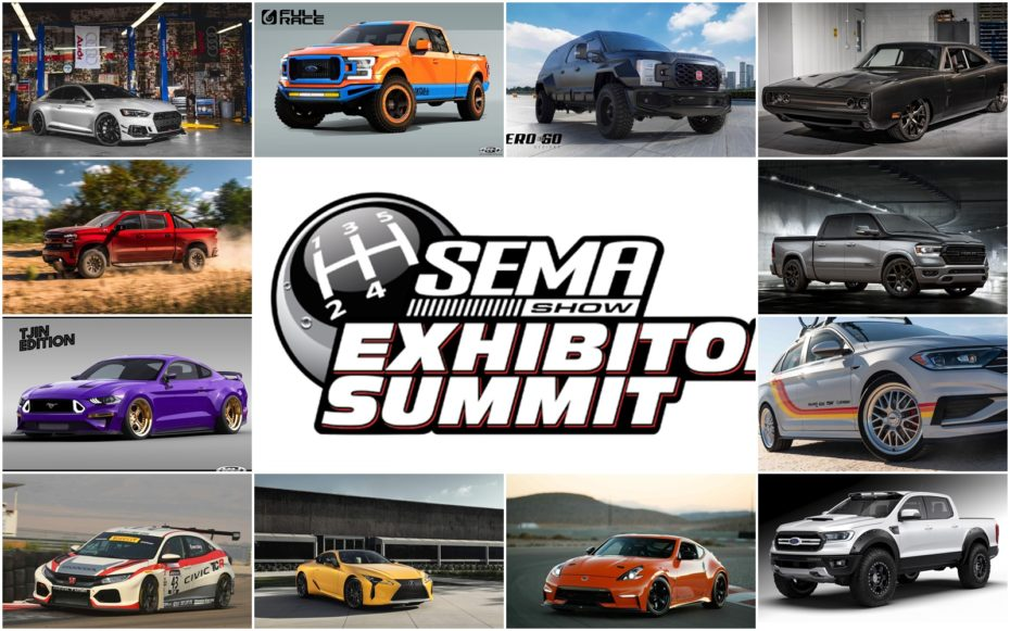 SEMA Show de Las Vegas 2018: Lo mejor de cada casa en imágenes