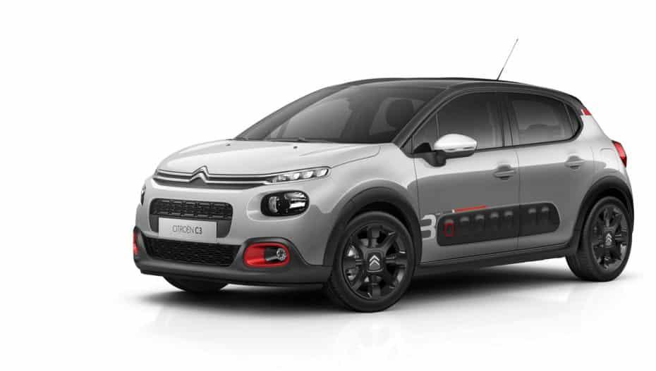 Nuevo Citroën C3 «RAC3 Edition»: Ya a la venta en España
