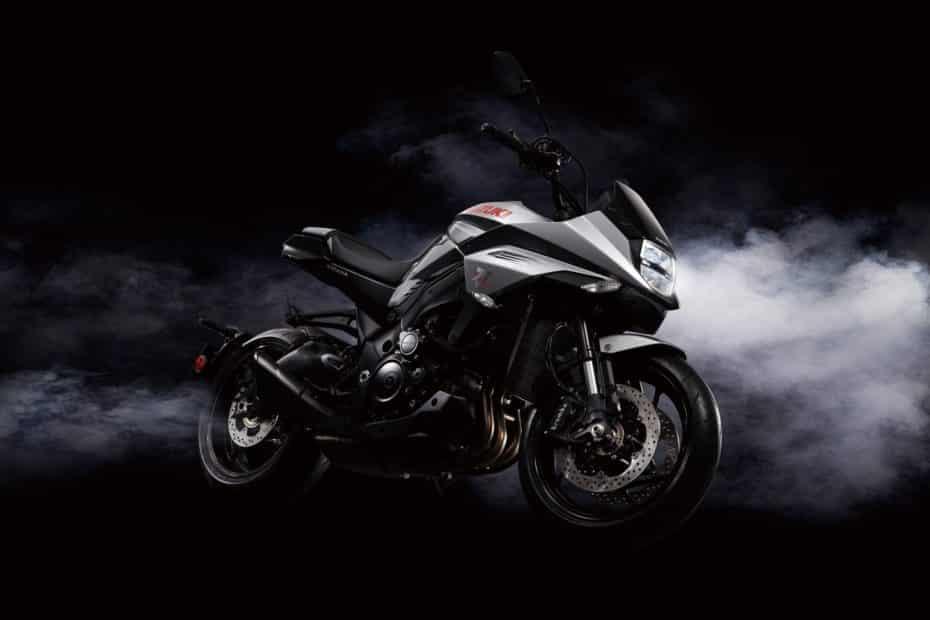 La mítica Suzuki Katana está de vuelta… más tecnológica, agresiva y moderna
