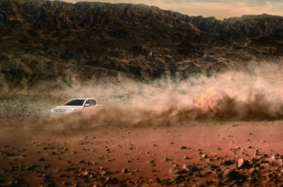 El próximo 9 de noviembre conoceremos un renovado Mitsubishi L200