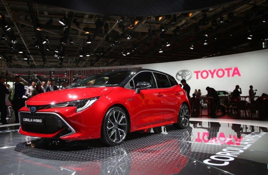 El nuevo Toyota Corolla 2019 tiene muy buena pinta: Así luce en directo
