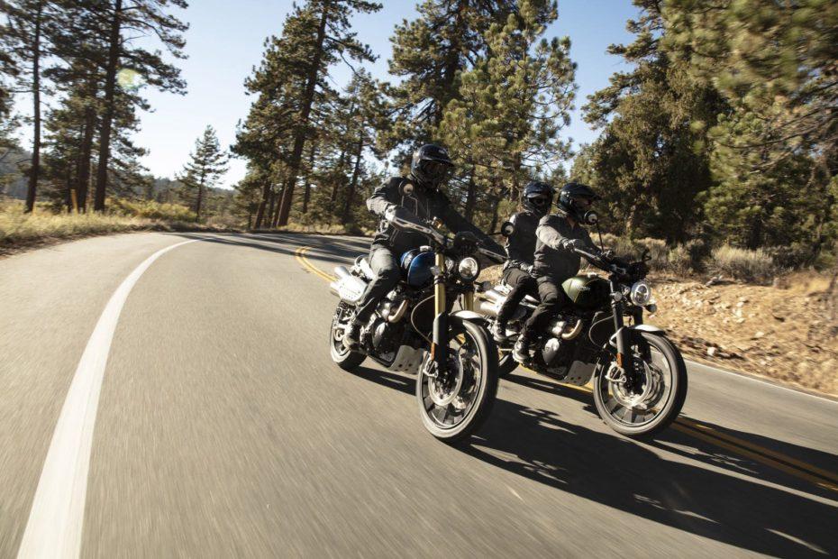 Triumph desvela las nuevas Scrambler 1200 XC y 1200 XE: Más electrónica y equipamiento