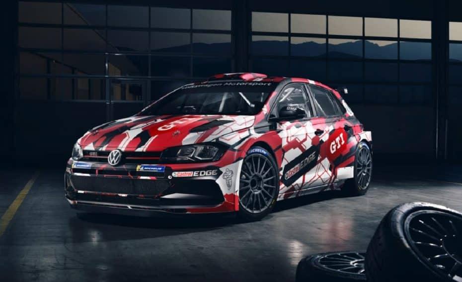 Así es el Polo GTI R5 que llegará en Noviembre a los campeonatos de rally