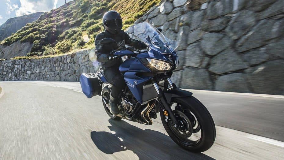 Yamaha Tracer 700 GT: Polivalente, ágil y deportiva para disfrutar de la carretera