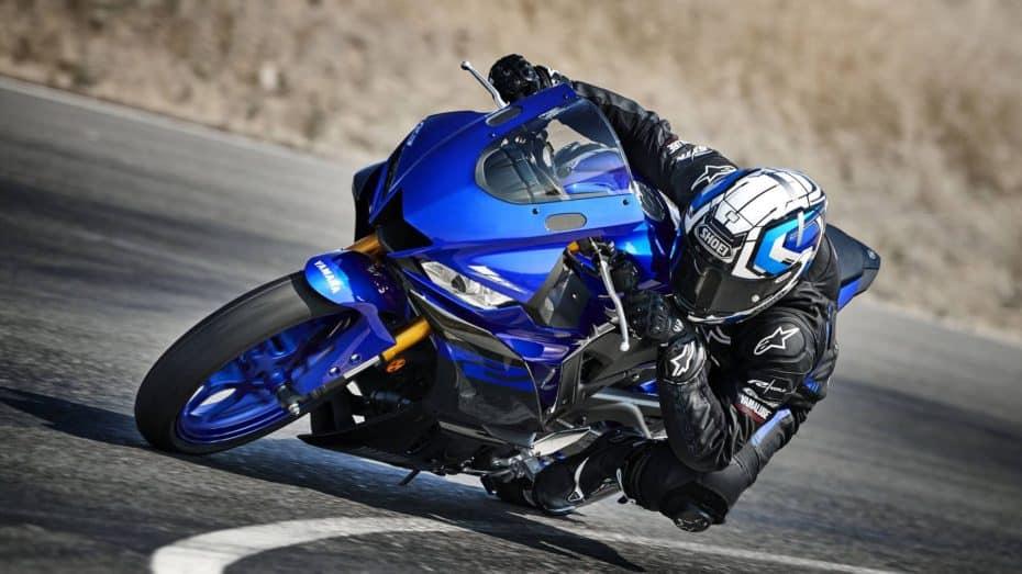 Así es la nueva Yamaha YZF-R3: Máxima deportividad e inspiración MotoGP