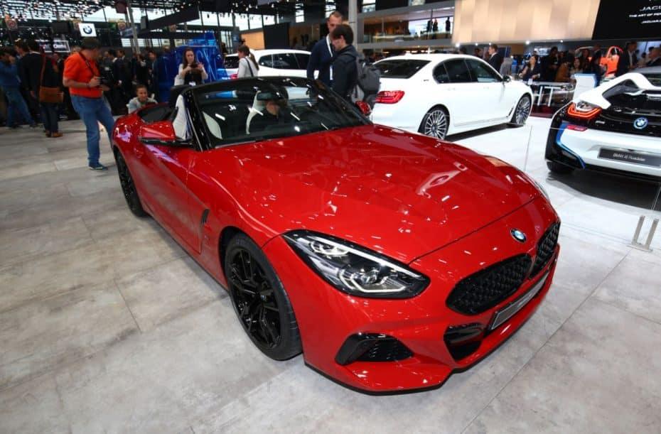 Así es el nuevo BMW Z4 al natural: El roadster clásico está de vuelta
