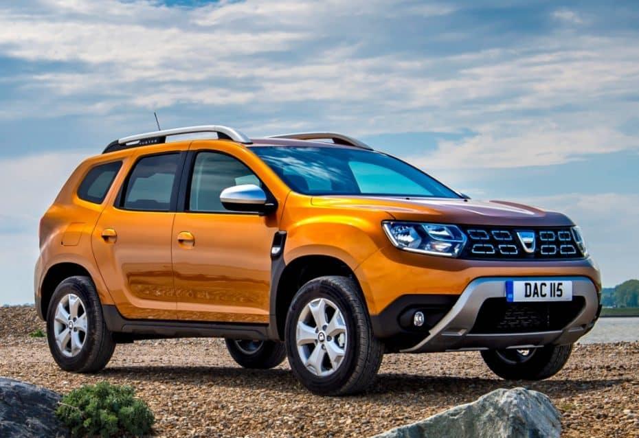Nuevos motores gasolina para el Dacia Duster: Con hasta 150 CV