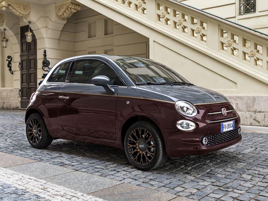 Nuevo Fiat 500 «Collezione Edition»
