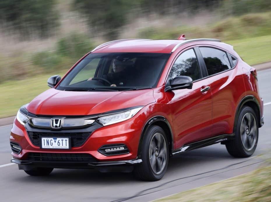 El Honda HR-V Turbo llegará en 2019