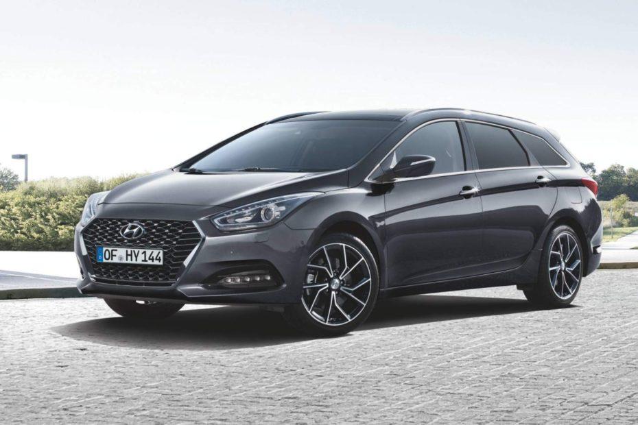 Ligeros cambios para el Hyundai i40