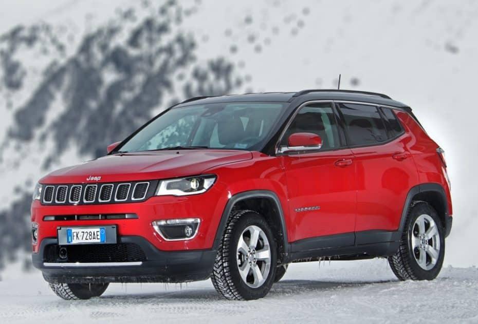 Nueva gama Jeep Compass, ya disponible