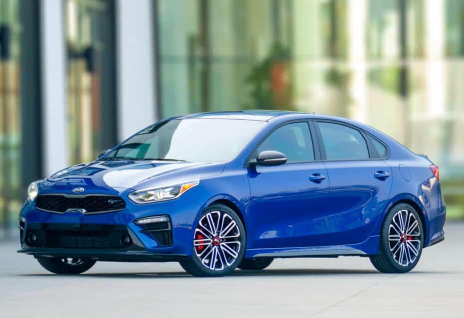 El Kia Forte GT no quedaría nada mal en la gama europea