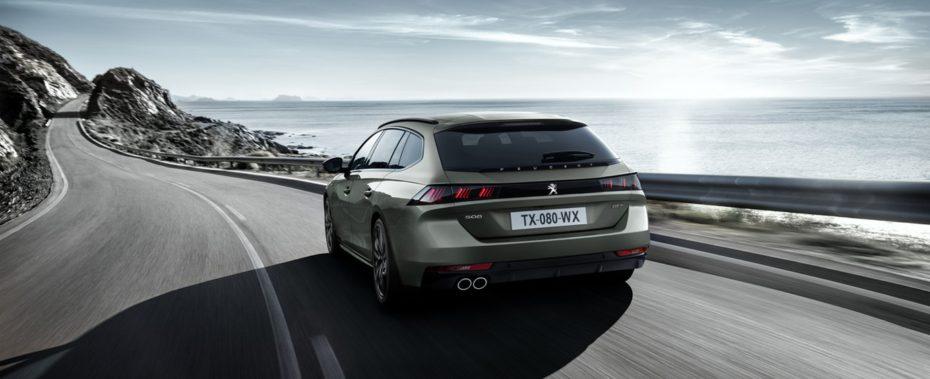 Ya puedes reservar el nuevo Peugeot 508 SW: Desde 50.300 €