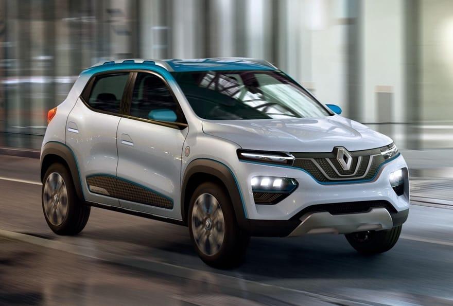 Renault K-ZE, el Kwid eléctrico para mercados emergentes