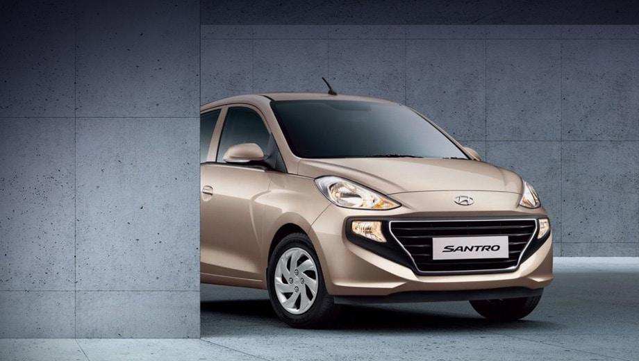 Nuevo Hyundai Santro, un low-cost muy interesante