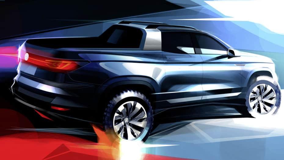Volkswagen presentará un nuevo pick up en Brasil