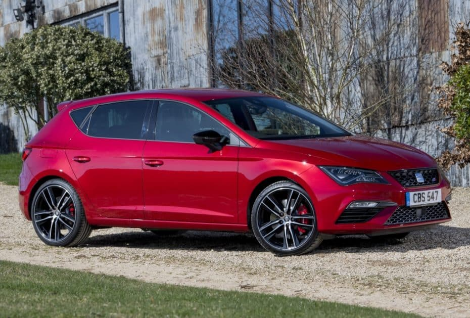 Ya a la venta el renovado SEAT León Cupra: Con 290 CV