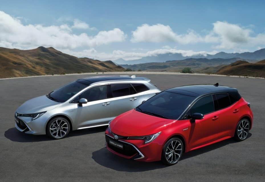 Así es la gama Toyota Corolla Hatch y Touring Sports para España