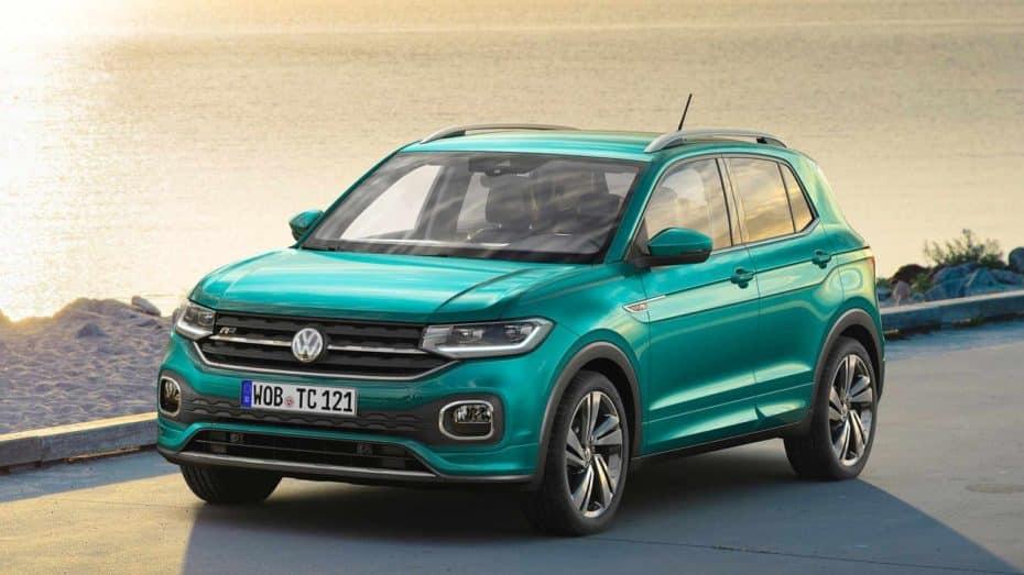 Oficial: Nuevo Volkswagen T-Cross