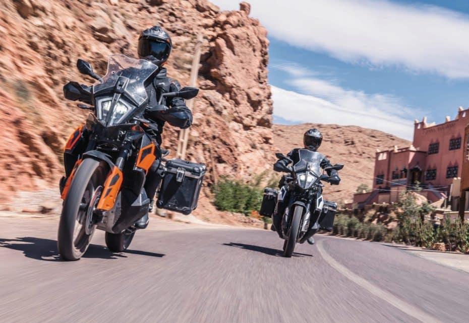 KTM desvela la nueva 790 Adventure, una trail aventurera para sentirte en el Dakar