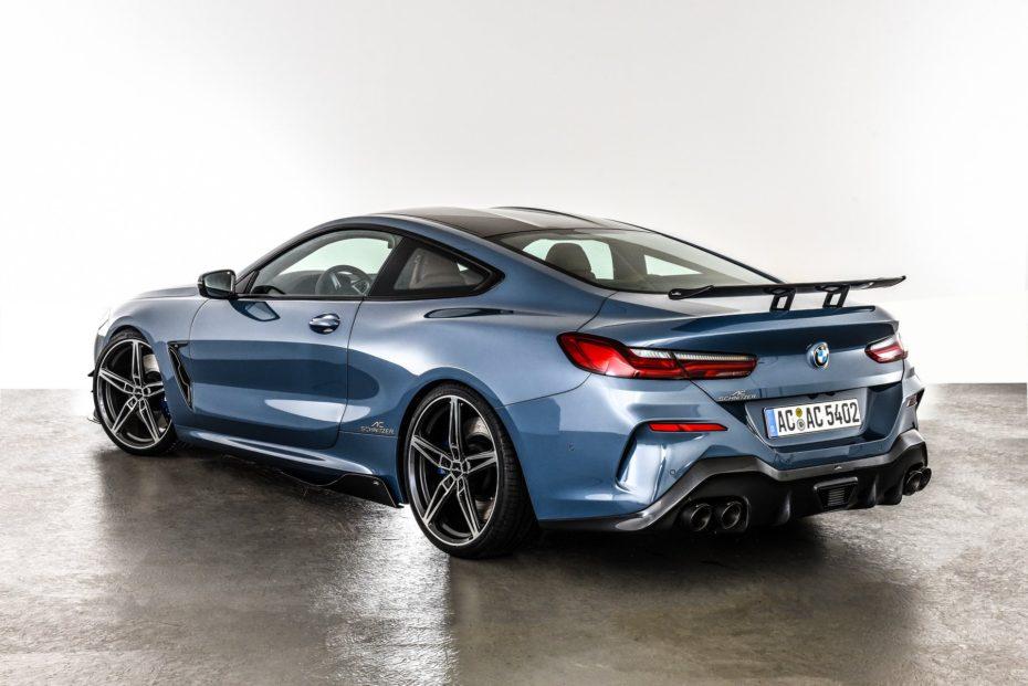 AC Schnitzer desvela un radical BMW Serie 8 listo para el Essen Motor Show ¡Con hasta 600 CV!