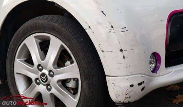 El estado de la carrocería, las ruedas o las pastillas de freno también influyen en el valor de tu coche