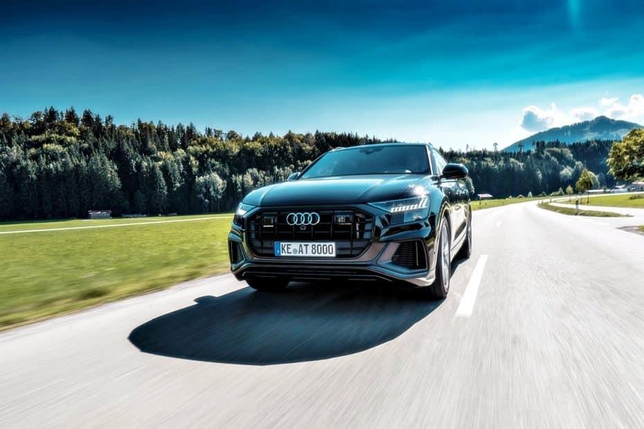 ABT le mete mano al Audi Q8 y prepara un completo paquete aerodinámico