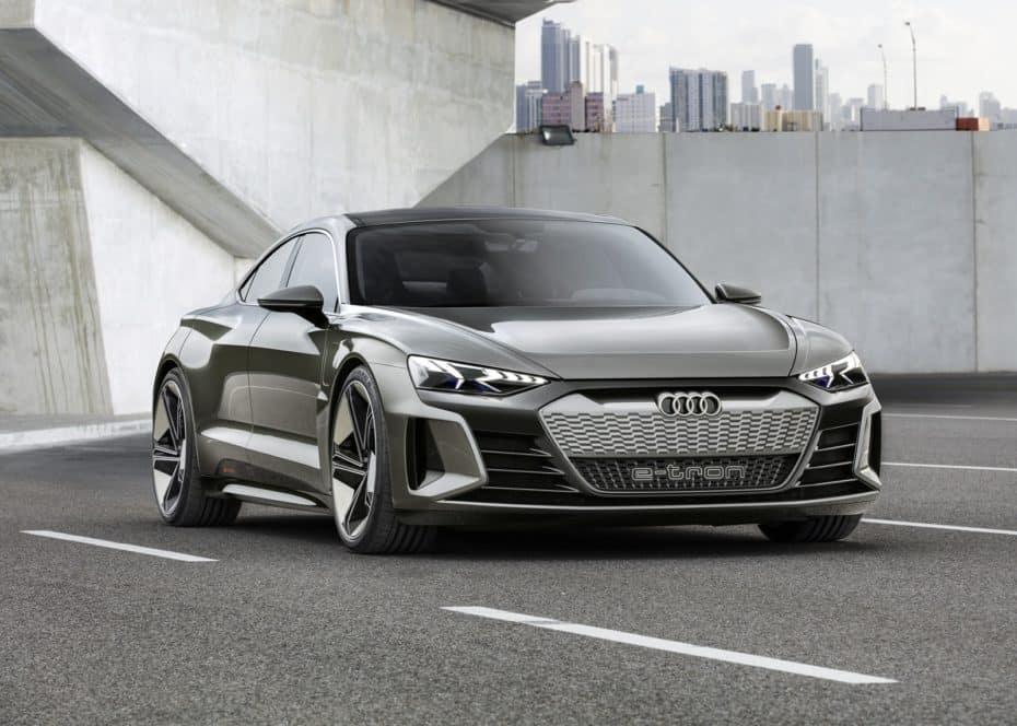 El nuevo Audi e-tron GT concept te hará soñar con tener un eléctrico en tu garaje