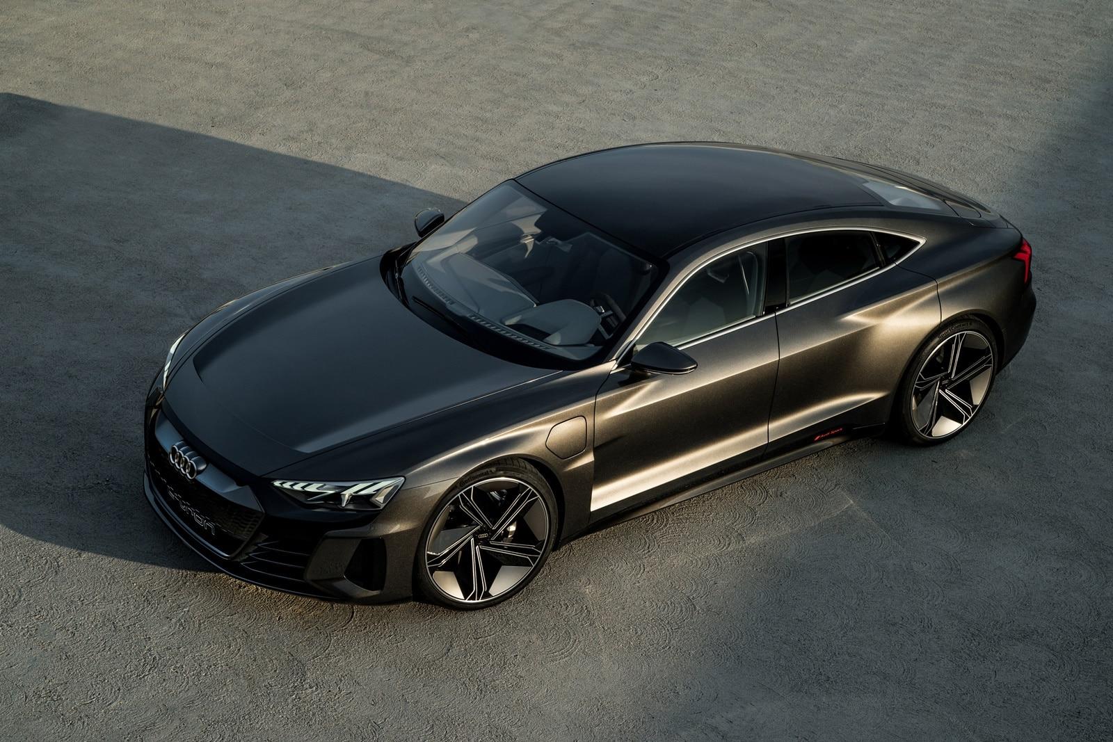 Audi E Tron Gt Concept Ser 225 S Capaz De Enamorarte De Un