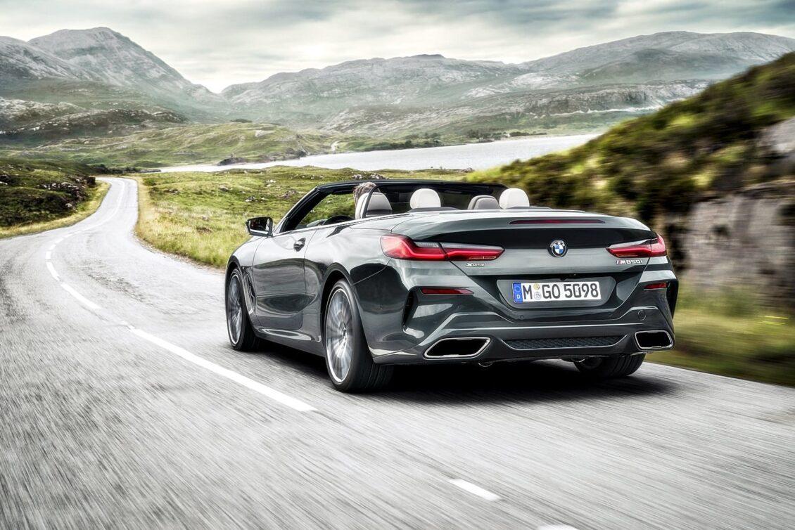 El BMW Serie 8 Cabrio ya tiene precios en España: Gran diferencia respecto al coupé
