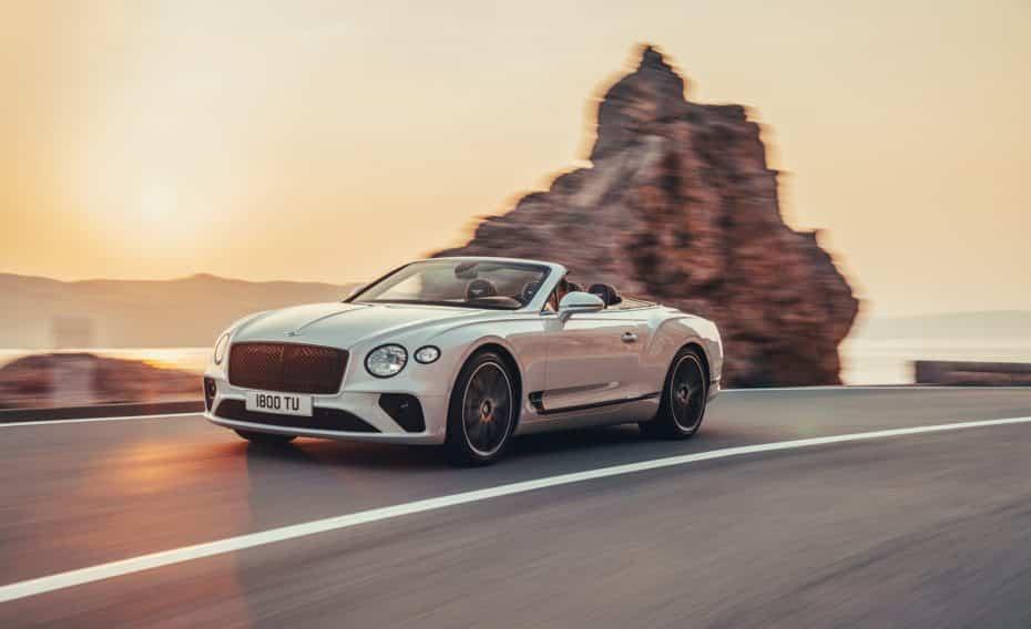 Bentley Continental GT Convertible 2019: El descapotable más perfecto que hayas conocido