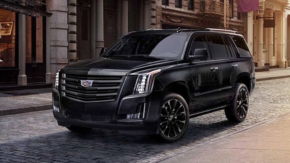 Cadillac Escalade Sport Edition 2019: Poderío deportivo a nivel visual