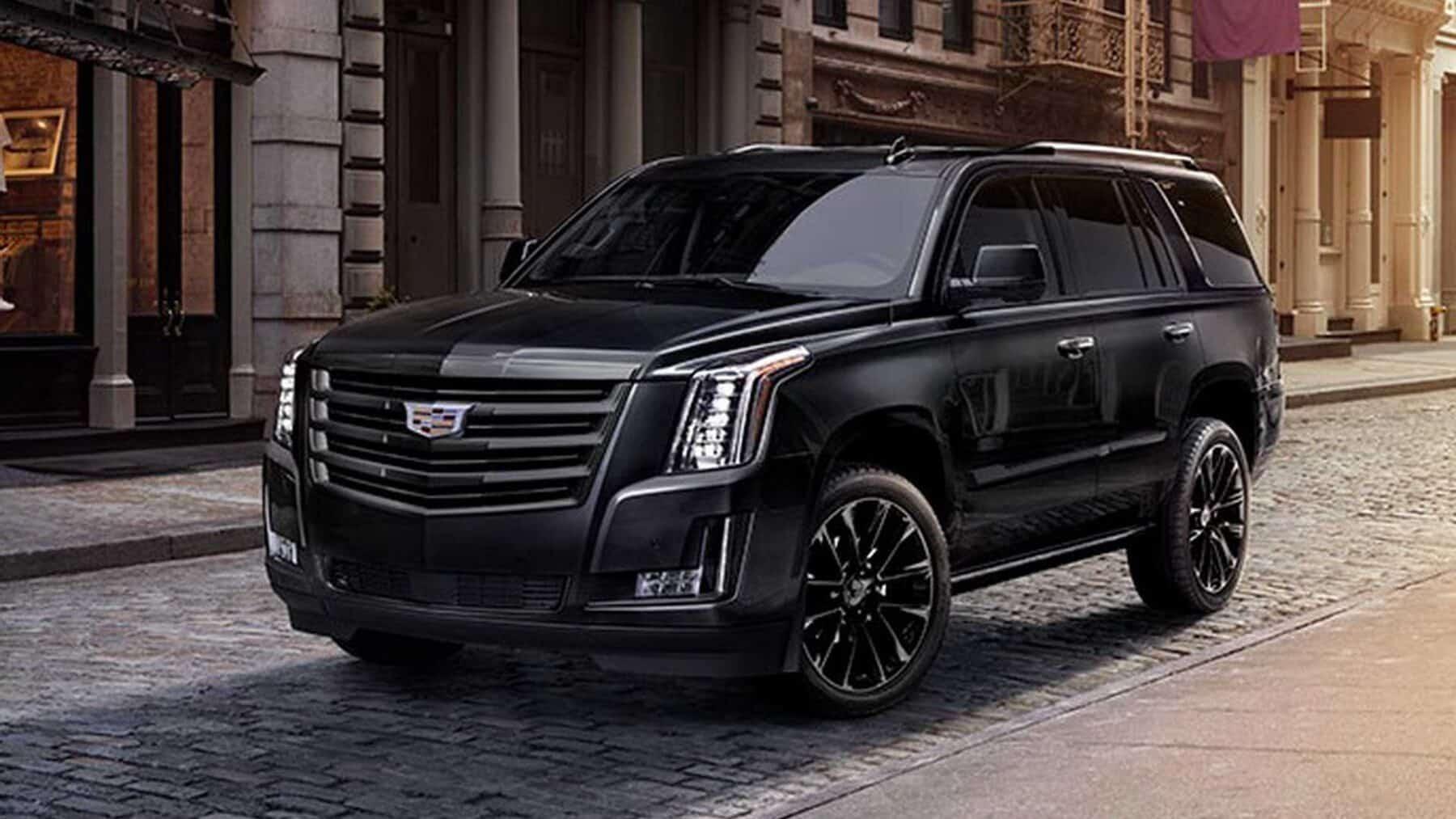 Cadillac Escalade Sport Edition 2019 Poder 237 O Deportivo A