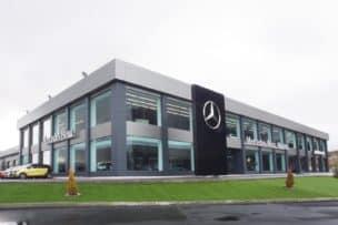 Daimler se quiere deshacer de 25 concesionarios en Europa, algunos de ellos en España