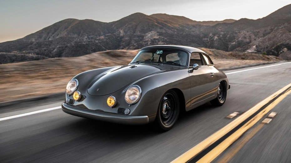 El Porsche 356 de John Oates es toda una joya 'made in' Emory Motorsports