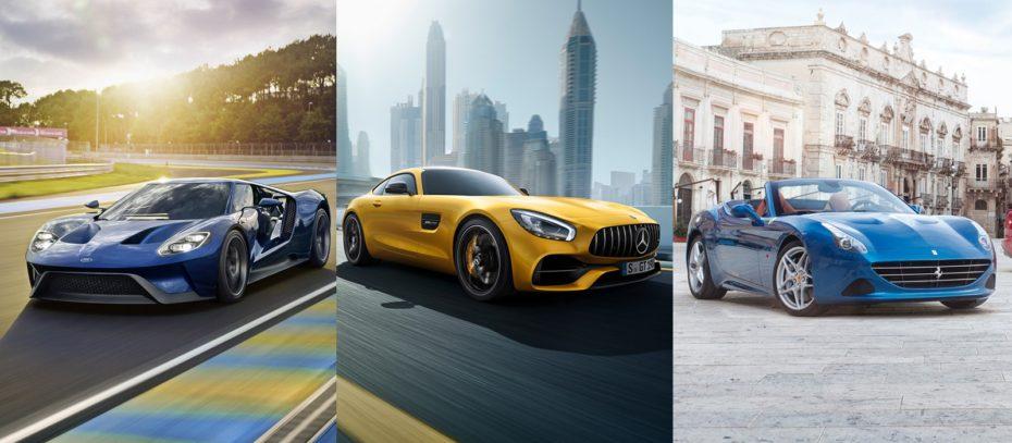 Ford, Mercedes-AMG y Ferrari comparten este componente, pero Ford será quien más te cobre por él
