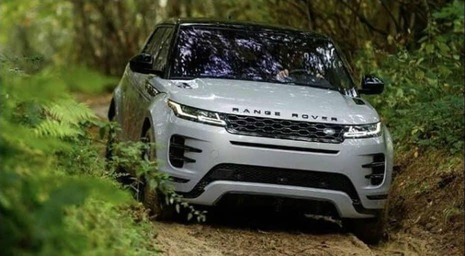 ¡Filtrado! Así es el nuevo Range Rover Evoque 2019: Un mini Velar en toda regla